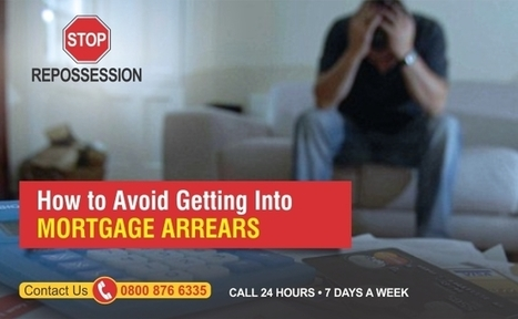What Are My Options to Deal with Mortgage Arrears? | Stop Repossession | Scoop.it