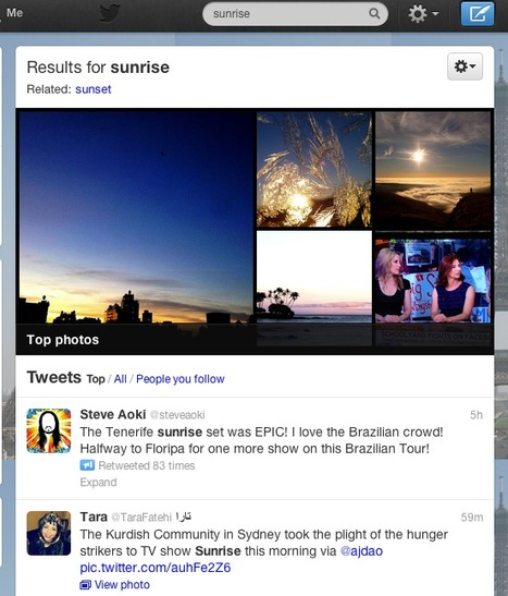 Twitter takes new steps to be even more like Instagram |CNET | Public Relations & Social Media Insight | Scoop.it
