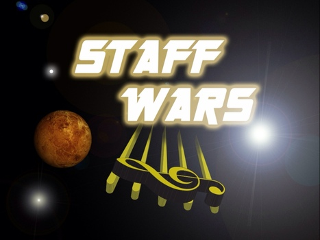 Staff Wars Available on iPad! | Technology in Music Education | Music Education | Scoop.it