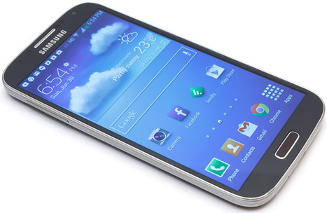 Samsung Galaxy S4 Receives Unlock Code and Halcyon Android 5.1.1 Lollipop ... - Day Herald | Samsung mobile | Scoop.it
