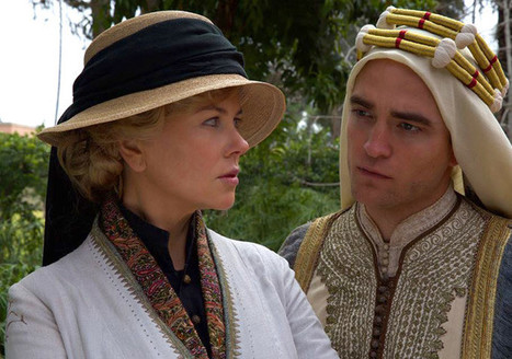 The Playlist: New Trailer For Werner Herzog's 'Queen Of The Desert' Starring Nicole Kidman, Robert Pattinson, And More | Robert Pattinson Daily News, Photo, Video & Fan Art | Scoop.it