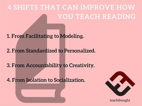 4 Paradigm Shifts That Can Improve How You Teach Reading   Effective classrooms and schools   Scoop.it