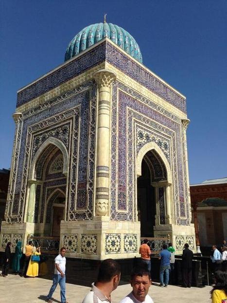 Twitter / xee14: Mausoleum of Hadis collector ... | Memorial, Monument and Mausoleum Designers | Scoop.it