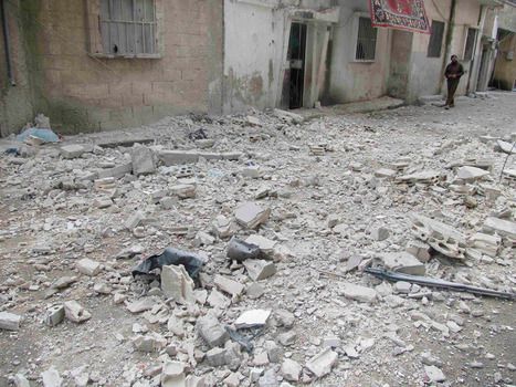 Syria fighting continues   Action humanitaire dans le monde et ONG   Scoop.it