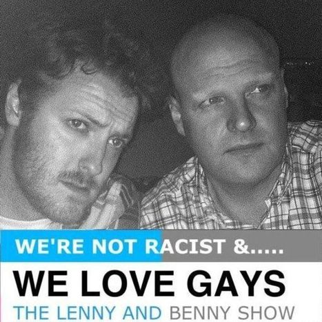 Episode 14 - We're Not Racist & We Love Gays | Stand-Up Comedy in London | Scoop.it