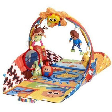 (1)   Lamaze 27125 – Pyramiden-Spieldecke | Krabbeldecken Günstig | Scoop.it