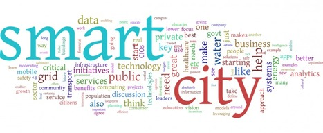 Panel inter-ciudades sobre Smartcities | CityCamp Buenos Aires | Big and Open Data, FabLab, Internet of things | Scoop.it