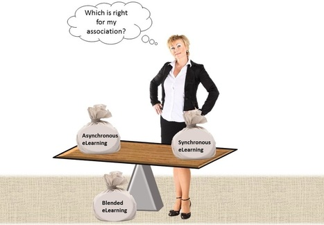 Education Balancing Act: Asynchronous, Synchronous, and Blended Learning | Learning & Mind & Brain | Scoop.it