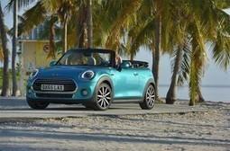 Mini Uncovers New Convertible | TheDetroitBureau.com | Consumer Automotive News | Scoop.it