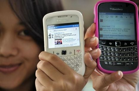 Gratuits, les réseaux sociaux remplaceront-ils les SMS et appels ... - Libération | Médias sociaux | Scoop.it