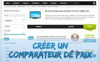 Créer un comparateur de prix avec Wordpress | Webmaster France | Scoop.it