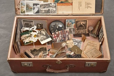 Recovered Suitcases From an Insane Asylum | What's new in Visual Communication? | Scoop.it