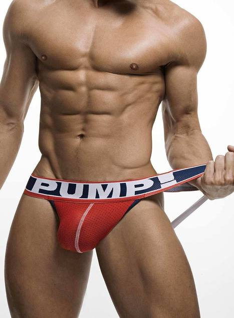 BRYANT WOOD – FOR PUMP! UNDERWEAR | THEHUNKFORM.NET | Scoop.it