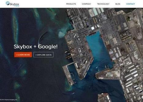 Google to Buy Skybox for $500 Million | Technology - Web Android IT SEO | Scoop.it