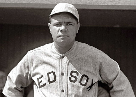 Authentic Baseball Memorabilia From Babe Ruth | 1920's and Mr. Gatsby | Scoop.it