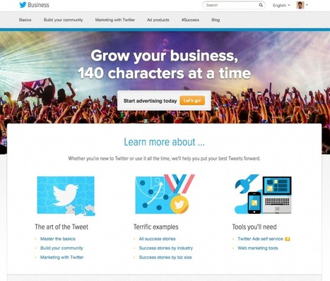 Twitter et Publicité : convaincre en 140 caractères - YouSeeMii blog e-réputation l Présence web et réseaux sociaux | Community Management et Curation | Scoop.it