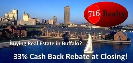 716 Realty  716-344-6314 - John Duffy - 716-998-5475:  Cash Rebate Buffalo, New York Real Estate -   HAMBURG REAL ESTATE CLOSING ATTORNEY   Scoop.it