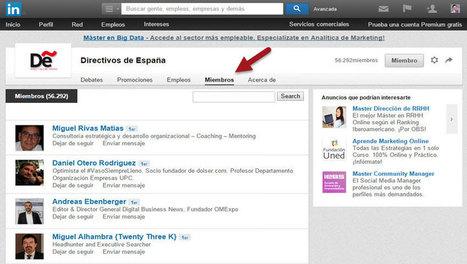 20 secretos de LinkedIn para tener un perfil profesional único | Emplé@te 2.0 | Scoop.it