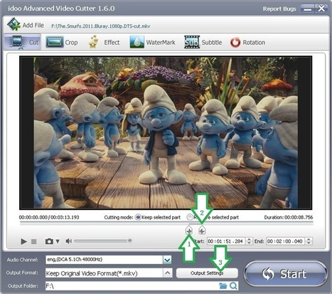 How to Split Audio from Video | video editor | Scoop.it