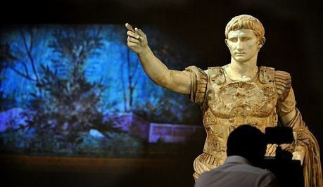 The man behind the emperor: Augustus show opens in Rome - The Malaysian Insider | Ancient rome | Scoop.it