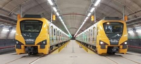 Alstom fournira des rames Metropolis pour le métro de Buenos Aires   BelgianRailway   Scoop.it