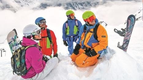 Envoie un selfie et gagne tes vacances au ski grâce à Eurosport et l'UCPA ! | Neige et Granite | Scoop.it