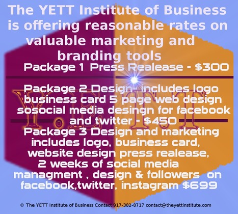 The YETT Institute of Business | Entrepreneur | Scoop.it