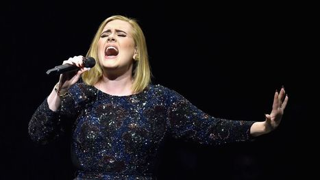 Adele Isn't Playing The Super Bowl For One Simple Reason | ☊ ☊ Harmony60 Music ☊ ☊ | Scoop.it