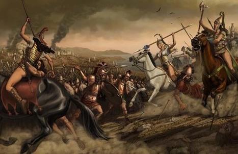 Mitología griega: el mito de las Amazonas | Mitología clásica | Scoop.it