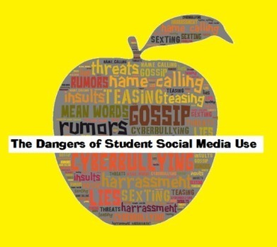 10 Proactive Steps to Reduce the Dangers of Student Social Media Use | Educational Leadership and Technology | Scoop.it
