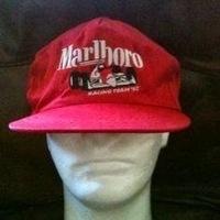 Marlboro racing snapback hat | MARLBORO DESIGN PICTURES | Marlboro | Scoop.it