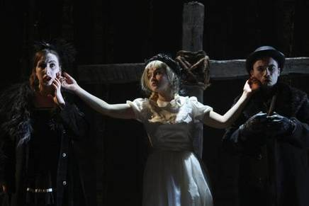 Theatre: A hymn to word-power - Independent.ie | The Irish Literary Times | Scoop.it