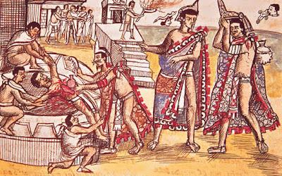 Los Mayas: Religión, Magia y Sacrificios | La antigua civilización Maya | Scoop.it