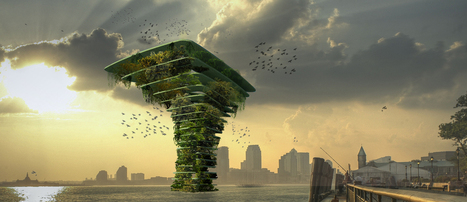 Water-proofing the Future: Floating Cities & Innovative Architecture | green streets | Scoop.it