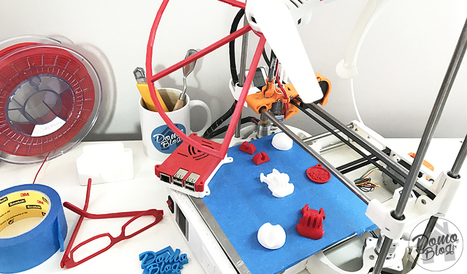 Test de l'imprimante 3D Discovery200 de Dagoma - | FabLab - DIY - 3D printing- Maker | Scoop.it