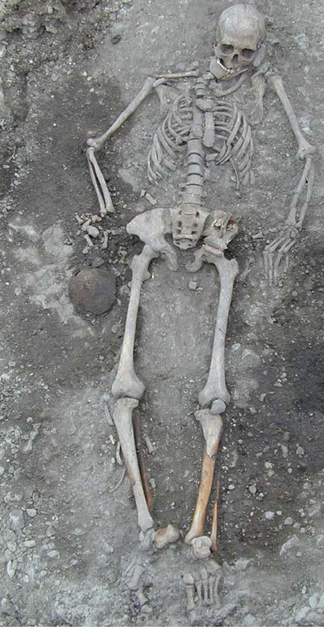 Ancient Europeans Mysteriously Vanished 4,500 Years Ago | Mysteries of the Ancient World | Scoop.it