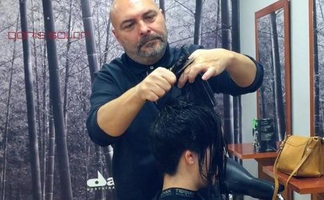Como cortar un cabello corto con Navaja | Boris Soler | Boris Soler | Scoop.it