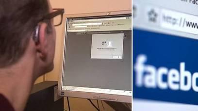 Ny tjänst: Facebook för dövblinda | Folkbildning på nätet | Scoop.it