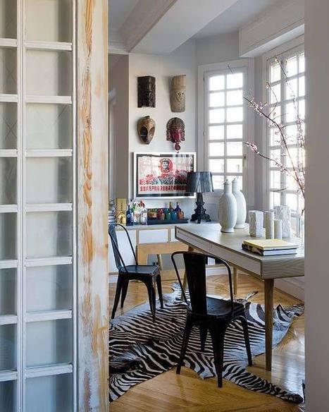 Un intérieur contemporain dans un espace ancien | | PLANETE DECO a homes worldPLANETE DECO a homes world | Aménagement et décoration | Scoop.it
