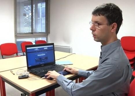 A quoi ressemble Internet pour les aveugles ? - Les Inrocks | Bibliothèque sonore | Scoop.it