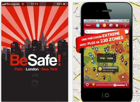 Mesurer l'insécurité d'un quartier ? Il y a une application pour ça ! | Dangers du Web | Scoop.it