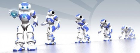 100 millions d'euros pour le secteur robotique français - FrenchWeb ... | Une nouvelle civilisation de Robots | Scoop.it