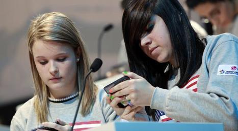 Téléphones portables : comment ils ont changé les comportements de nos enfants | Atlantico.fr | ENT | Scoop.it
