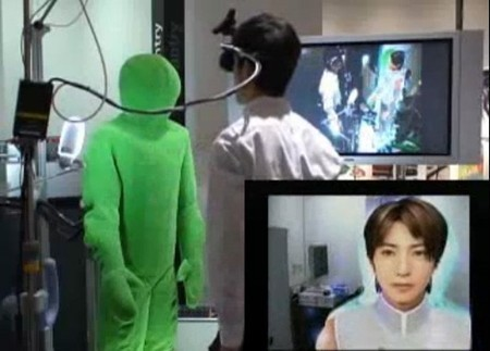 Augmented reality robot fleshes out virtual characters   Virtual Reality VR   Scoop.it