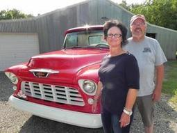 Dad's truck resurrected - Kansas.com | Tilly Mill Auto Service Center Atlanta | Scoop.it
