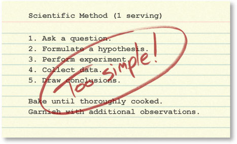 How science works | Next Generation Science Standards- | Scoop.it