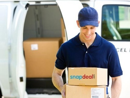 Snapdeal announces next day delivery in 100+ cities | Santosh kumar seo | Scoop.it
