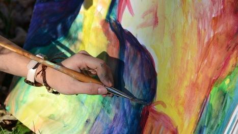 Giving Creativity a Hand — NOVA Next   PBS   Guitar Music   Scoop.it