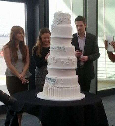 LOOK: The World's Most Expensive Wedding Cake | Radio Show Contents | Scoop.it