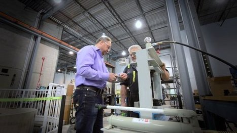 Flywheel Energy Storage First Canadian Plant Opens   Energy Innovation   Scoop.it